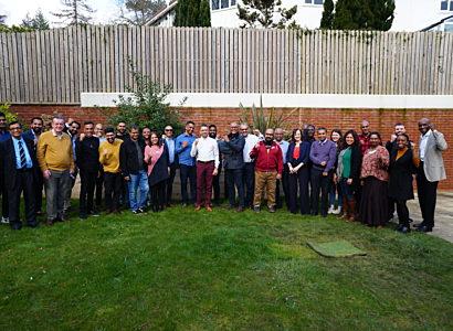 South Asian Forum - Large gathering