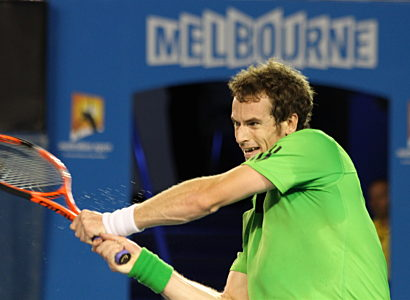 Andy Murray At The 2011 Australian Open 2