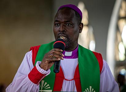 Archbishop Jackson Oli Sapit