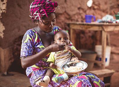 Compassion UK Togo