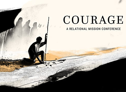 Courage Church Notice Slide 4X3 V3