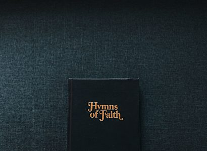 Photo Of Hymn Book
