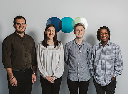 Research Assistants Team Photo
