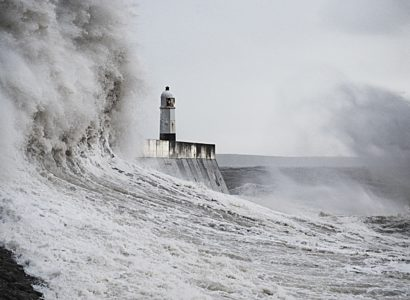 Storm Porthcawl UK