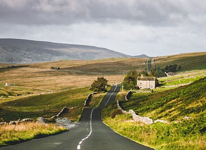 UK country road