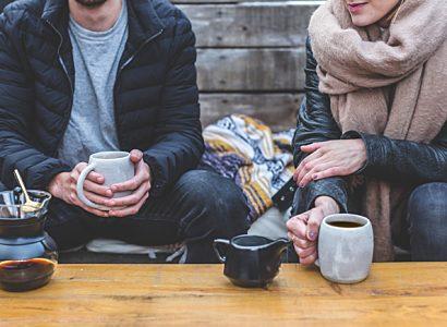 Adult Beverage Black Coffee 374592