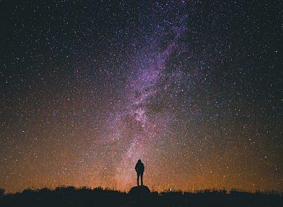 Dark Galaxy Wallpaper Night 32237