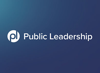 Public Leadership logo