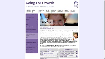 Going for Growth   Early Years