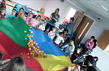 The Secret to a Thriving Toddler Group