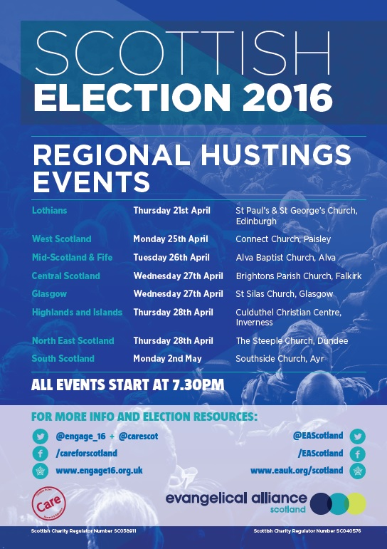 Scottish hustings