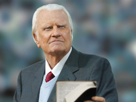 Billy Graham's life