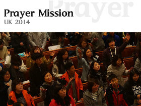 South Koreans embark on UK prayer mission