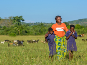Member of the month: World Vision