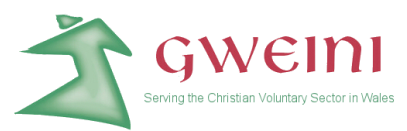Gweini: Serving the Christian Voluntary Sector in Wales