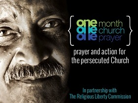 Pray for the persecuted Church this November