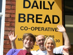 Daily Bread launches online