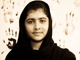A prayer for Malala