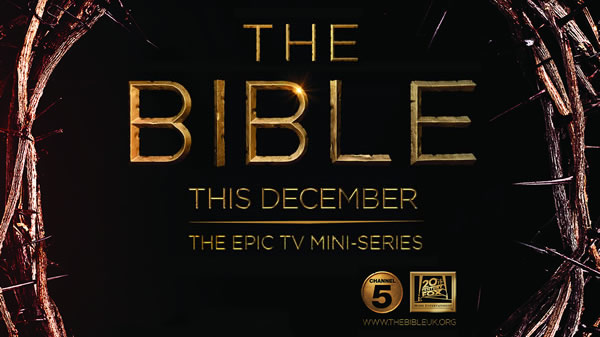 The Bible epic TV mini-series