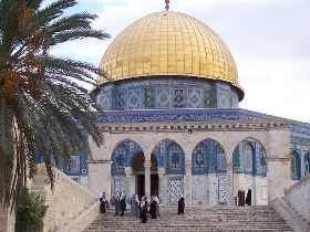 The Holy Land - recollection, hope and reality