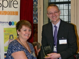 Unsung heroes receive Inspire awards