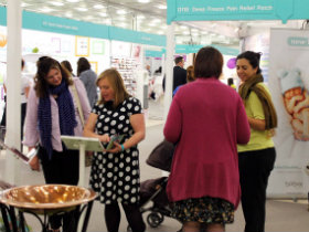 Church of England promotes christening at national Baby Show