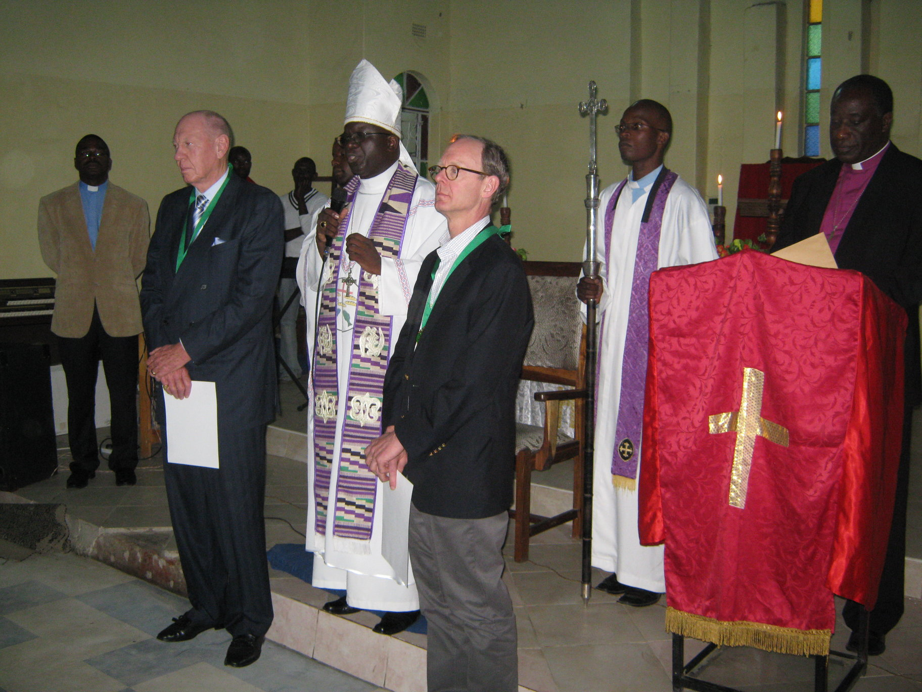 The Church in Africa praised for 'crucial' role in tackling malaria