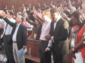 Global Church uniting with South Korean Prayer Mission in UK
