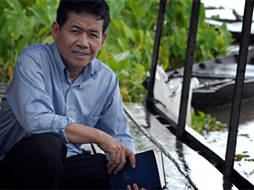 Khmer Rouge regime survivor keeps his 40-year-old promise to God