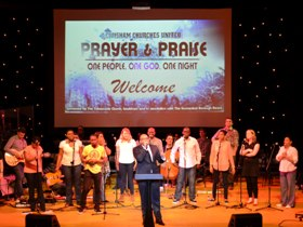 Lewisham churches unite for the good of the community