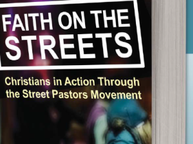 New book launched at Street Pastors conference
