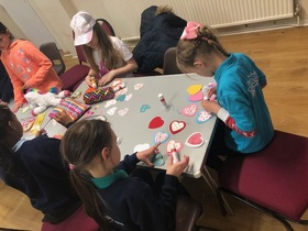 Girls' Brigade gives hope in Manchester