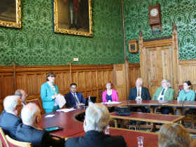 House of Lords celebrates new Turkic Belt ministry