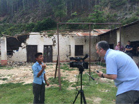Samaritan's Purse finds hope in the rubble of Nepal earthquake