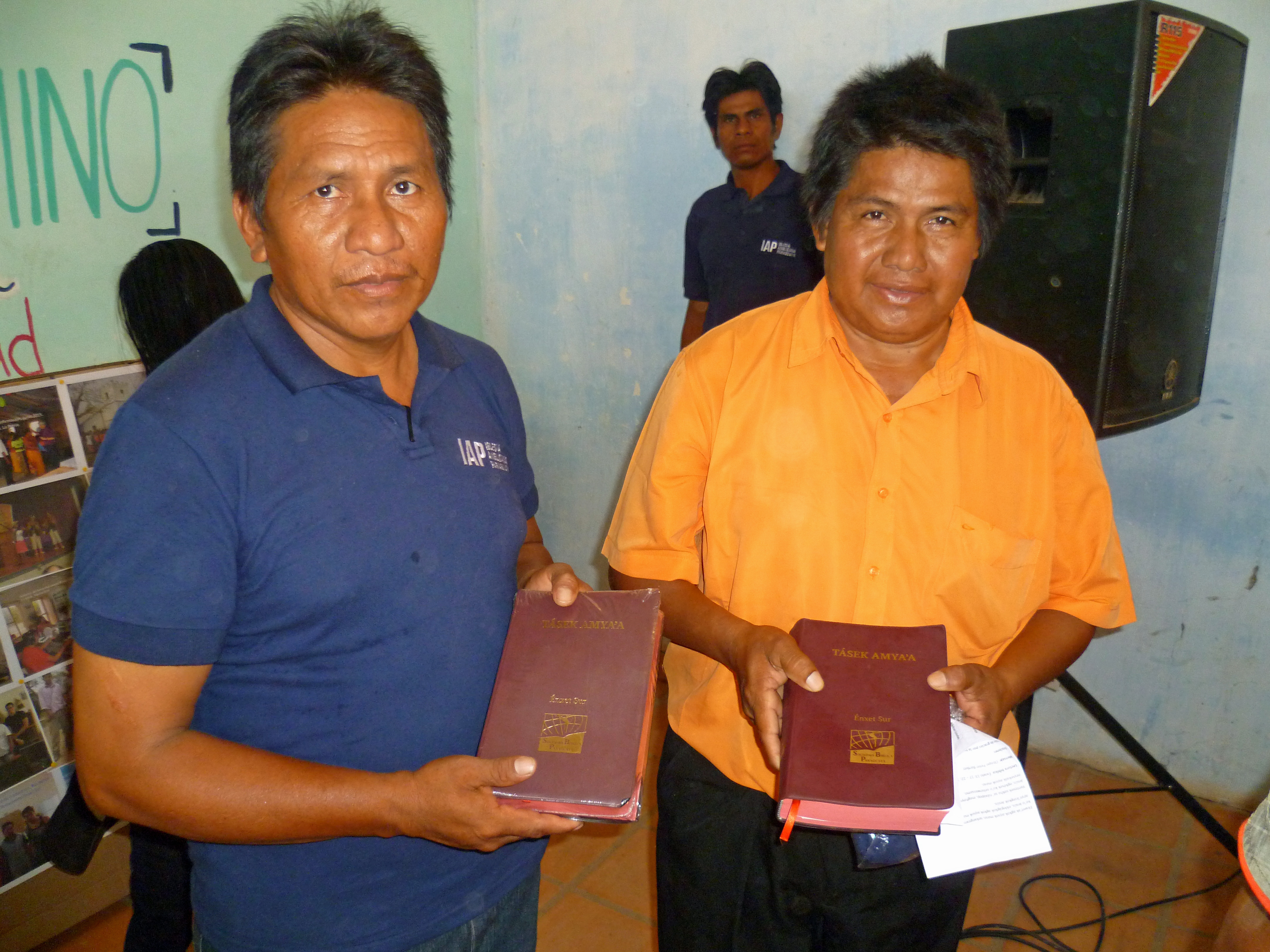 New Bible translation for Paraguayan believers