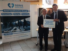 Serve Scotland: MSPs commend work of faith groups in Scotland