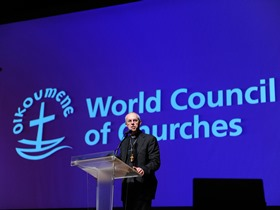 Welby leads call for renewed global Church unity