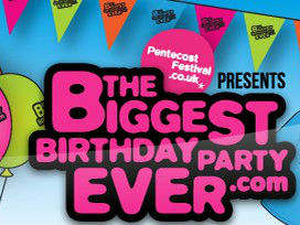 Biggest birthday party ever