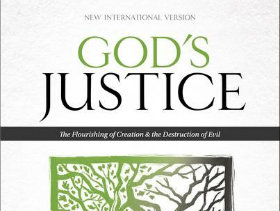 God's Justice Bible celebrated at Houses of Parliament