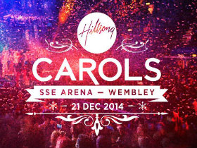 Hillsong hosts UK's largest carol service
