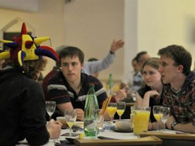 Christians in Sport launch 2012 quiz