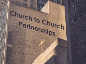 Building cross-cultural church relationships