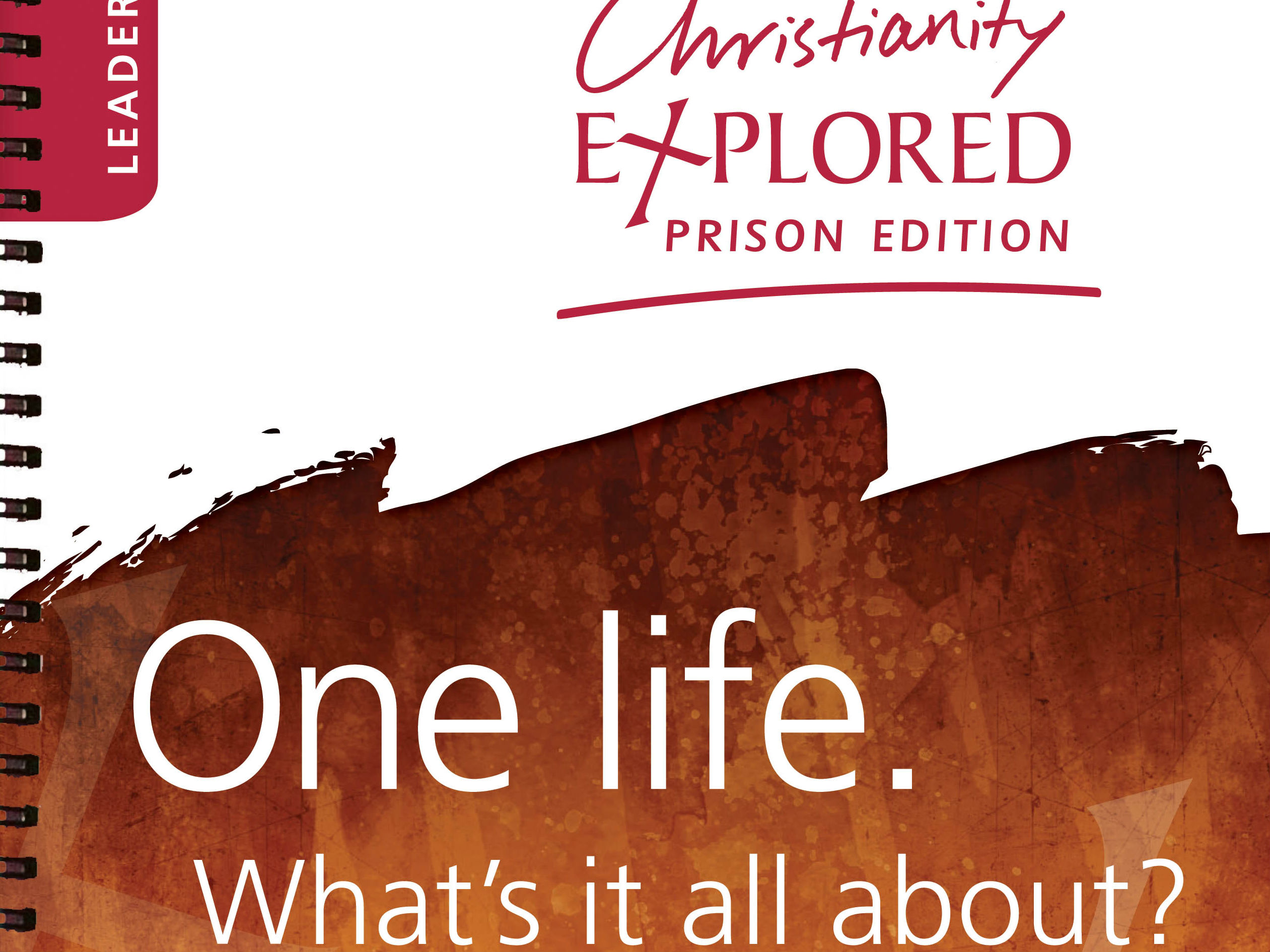 Christianity Explored to reach one million prisoners