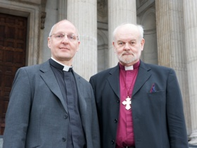 New Dean of St Paul's announced