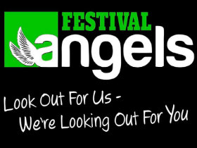 Angels to attend Leeds festival