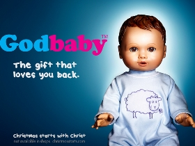 Godbaby: The must-have Gift this Christmas
