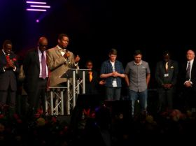 HOPE 2014 launched at huge night of prayer
