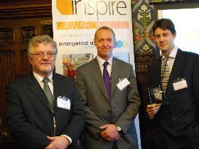Winners of the Inspire Awards announced