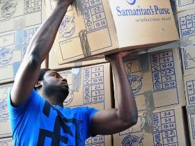 Jesus House sends 8,000 Christmas shoeboxes to Liberia