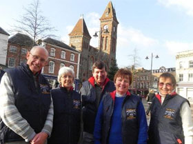 Newbury town chaplains launched